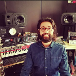 Abbey Road Institute docent Idan Altman geeft priveles in muziekproductie in Eindhoven