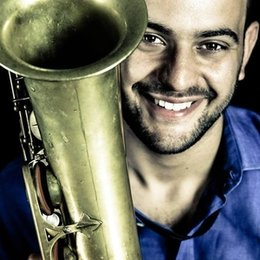 Award-winning Italian Saxophonist gives Private Lessons in Rotterdam! All styles, all levels!