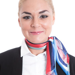 Cabin Crew - Flight Attendant / Native Spanish , Master in English - A2 Nederlandse taal.