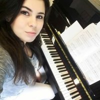 I am a student in my last year in the Conservatory and I am interested to give piano lessons for beginners